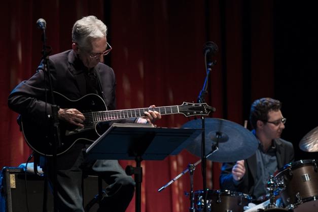 Pat Martino Trio, concierto en Sevilla.